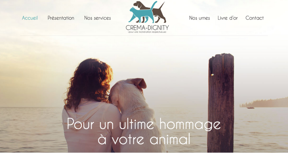 Crema-Dignity - Page d'accueil